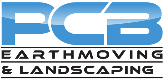PCB Earthmoving | Landscaping | Retaining Walls
